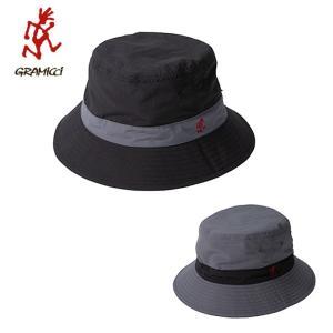 グラミチ Gramicci ハット メンズ レディース SHELL REVERSIBLE HAT シェルリバーシブルハット GAC-19S048 BK/CH od|himarayaod