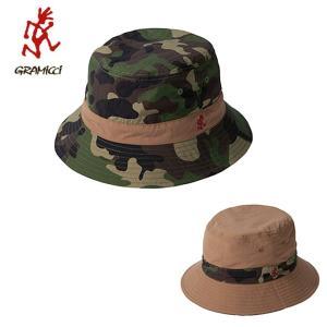 グラミチ Gramicci ハット メンズ レディース SHELL REVERSIBLE HAT シェルリバーシブルハット GAC-19S048 CAMO/TAN od|himarayaod