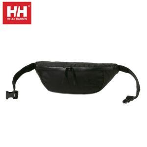 ヘリーハンセン HELLY HANSEN ウエストバッグ メンズ レディース グロング スモール ヒップバック Grong Small Hip Bag HOY91935 K od|himarayaod