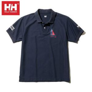 ヘリーハンセン HELLY HANSEN ポロシャツ メンズ ショートスリーブフラッグポロ HH31900 HB od|himarayaod