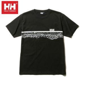 ヘリーハンセン HELLY HANSEN Tシャツ 半袖 メンズ ショートスリーブフィスクティー HE61905 K od|himarayaod
