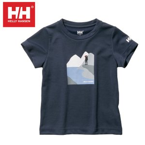 ヘリーハンセン HELLY HANSEN Tシャツ 半袖 メンズ ショートスリーブトロルトゥンガティー S/S Trolltunga Tee HOE61901 HB od|himarayaod