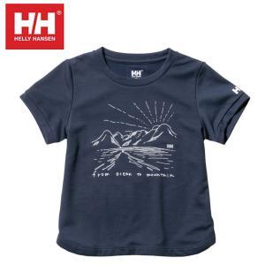 ヘリーハンセン HELLY HANSEN Tシャツ 半袖 メンズ ショートスリーブサンライズティー S/S Sunrise Tee HOE61903 HB od|himarayaod