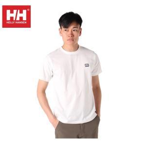 ヘリーハンセン HELLY HANSEN Tシャツ 半袖 メンズ Small Logo Tee スモール ロゴ SS T HOEV61900 W od|himarayaod