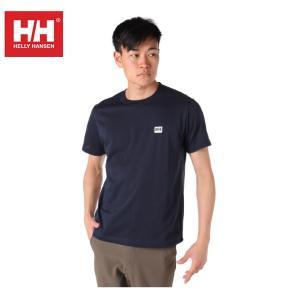 ヘリーハンセン HELLY HANSEN Tシャツ 半袖 メンズ Small Logo Tee スモール ロゴ SS T HOEV61900 HB od|himarayaod