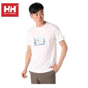 ヘリーハンセン HELLY HANSEN Tシャツ 半袖 メンズ グラフィックロゴ SS T HOEV61901 W od|himarayaod