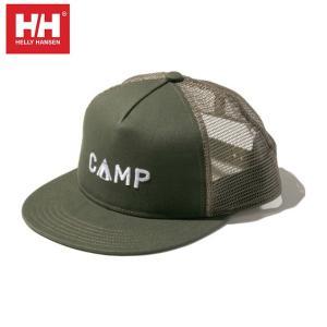 ヘリーハンセン HELLY HANSEN キャップ 帽子 メンズ レディース キャンプバラエティーキャップ HOC91906 KH od|himarayaod
