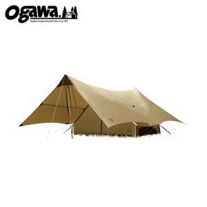オガワテント OGAWA テント 大型テント トリアングロ 5人用A型テント 2745 od|himarayaod
