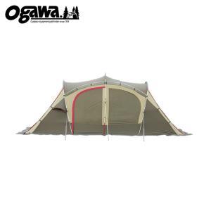 オガワテント OGAWA テント 大型テント シュナーベル5 2773 od|himarayaod