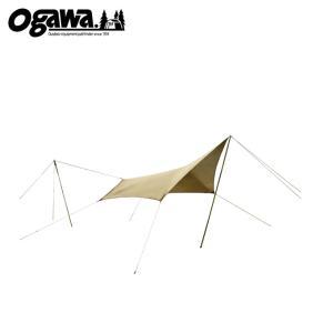 オガワテント OGAWA タープ Tarp システムタープ ペンタ3×3 3337 od|himarayaod