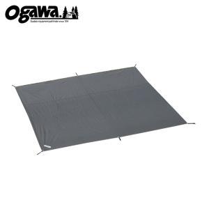 オガワテント OGAWA PVCマルチシート グロッケ12用 1426 od|himarayaod