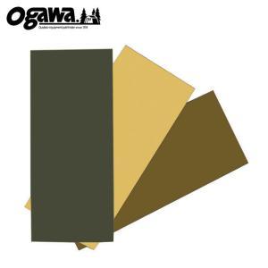 オガワテント OGAWA リペアシート リペアクロスセット 3124 od|himarayaod