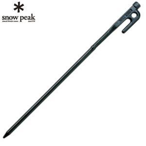 スノーピーク snow peak ペグ ソリッドステーク40 R-104 od|himarayaod