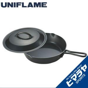 ユニフレーム UNIFLAME 調理器具 スキレット スキレット 10インチ 661062 od|himarayaod