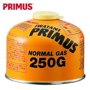 プリムス PRIMUS ガスカートリッジ ノーマルガス IP-250G od|himarayaod
