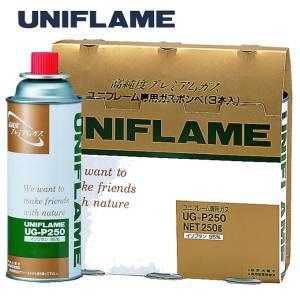 ユニフレーム UNIFLAME ガスカートリッジ プレミアムガス 3本 650042 od|himarayaod