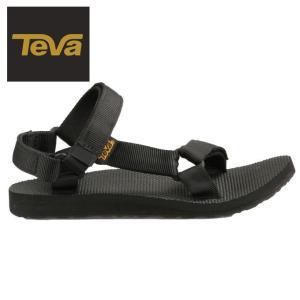 テバ TEVA ストラップサンダル メンズ オリジナルユニバース アーバン 1004010-BLK run|himarayarunning
