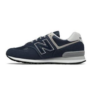 【送料無料】 ニューバランス スニーカー メンズ レディース ML574EGN new balance シューズ ネイビー NAVY 靴 run|himarayarunning|03