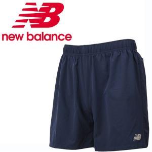 ニューバランス ショートパンツ メンズ レディース R360 5インチショーツ インナーなし JMSR8620 GXY new balance run|himarayarunning