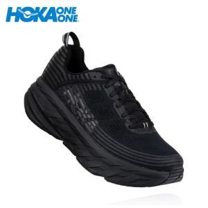 ホカ オネオネ HOKA ONEONE ランニングシューズ メンズ ボンダイ 6 BONDI 6 1019269 BBLC run|himarayarunning