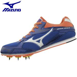ミズノ 陸上スパイク オールラウンド メンズ レディース ブレイブウィング3 陸上競技 ユニセックス U1GA183005 MIZUNO run|himarayarunning