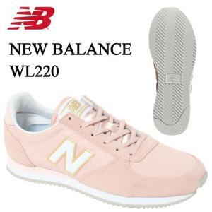 ニューバランス スニーカー レディース WL220 WL220TPA D new balance シューズ 靴 カジュアルシューズ タウンシューズ run|himarayarunning