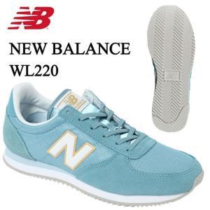 ニューバランス スニーカー レディース WL220 WL220TPC D new balance シューズ 靴 カジュアルシューズ タウンシューズ run|himarayarunning