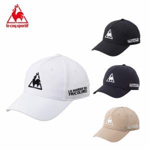 ルコック le coq sportif キャップ 帽子 メンズ コットンキャップ QMBNJC16 run|himarayarunning