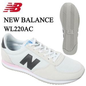 ニューバランス スニーカーレディース WL220 WL220AC D new balance run|himarayarunning