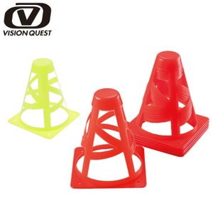 ビジョンクエスト VISION QUEST サッカー トレーニング用品 マーカーコーン6枚入り VQSC77 sc himarayasc