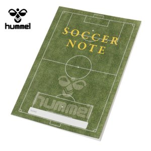 ヒュンメル hummel サッカーノート ベーシック版 HFA9021 sc|himarayasc