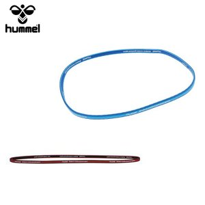 ヒュンメル hummel リバーシブルヘアゴム RD/BK SSK-HFA9107 サッカーアクセサリー sc|himarayasc