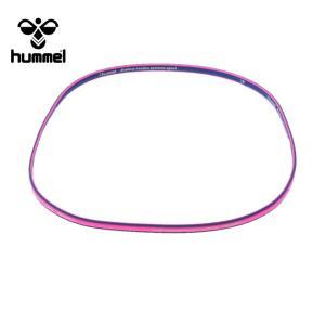 ヒュンメル hummel サッカー リバーシブルヘアゴム HFA9107 sc|himarayasc