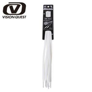 ビジョンクエスト VISION QUEST スーパーホールドシューレース WH VQ540505D01-130 サッカー シューズアクセサリ sc|himarayasc