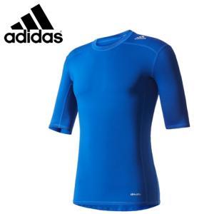 アディダス サッカーウェア インナー メンズ テックフィット BASE ショートスリーブ BCI84 AJ4971 adidas sc|himarayasc