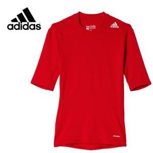 アディダス サッカーウェア インナー メンズ テックフィット BASE ショートスリーブ BCI84 AJ4968 adidas sc|himarayasc