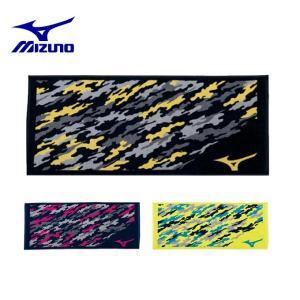 ミズノ MIZUNO スポーツ アクセサリー フェイスタオル 32JY7106 sc|himarayasc