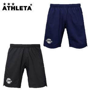 アスレタ ATHLETA サッカーウェア パンツ 定番 ポケ付き プラクティスパンツ 02280 sc|himarayasc