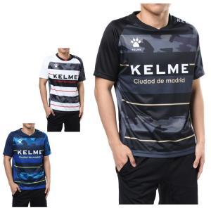 ケルメ KELME  サッカーウェア 半袖シャツ メンズ 18SS プラクティスシャツ KC70130S  sc himarayasc