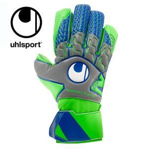 ウールシュポルト uhlsport サッカー キーパーグローブ メンズ レディース テンショングリーンSSフレーム 1011059 sc|himarayasc