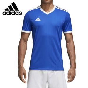 アディダス adidas サッカーウェア プラクティスシャツ 半袖 メンズ TABELA 18 トレーニングジャージー CE8936 EDM71  sc himarayasc