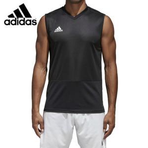 アディダス adidas サッカーウェア プラクティスシャツ 半袖 メンズ CONDIVO18 トレーニングジャージー スリーブレス CF2869 DUB20  sc himarayasc