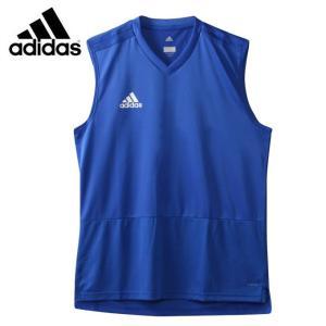 アディダス adidas サッカーウェア プラクティスシャツ 半袖 メンズ CONDIVO18 トレーニングジャージー スリーブレス CG0348 DUB20  sc himarayasc