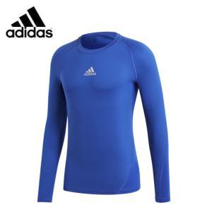 アディダス adidas サッカーウェア メンズ インナー ALPHASKIN TEAM ロングスリーブシャツ EVN55 CW9488 sc himarayasc
