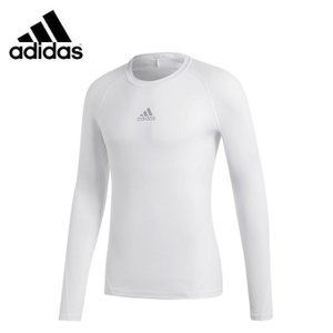 アディダス adidas サッカーウェア メンズ インナー ALPHASKIN TEAM ロングスリーブシャツ EVN55 CW9487 sc|himarayasc