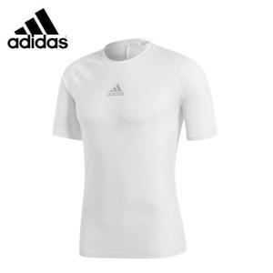 アディダス adidas サッカーウェア インナー メンズ ALPHASKIN TEAM ショートスリーブシャツ EVN56 CW9522 sc|himarayasc