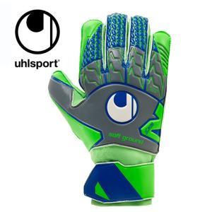 ウールシュポルト uhlsport サッカー キーパーグローブ メンズ レディース テンショングリーンソフトプロ 1011061-01 sc|himarayasc