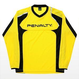ペナルティ(PENALTY) サッカー フットサル トレーニングウェア 長袖(メンズ) ハイゲージストレッチトップ (PO7506-60)2017FW|himarayasc
