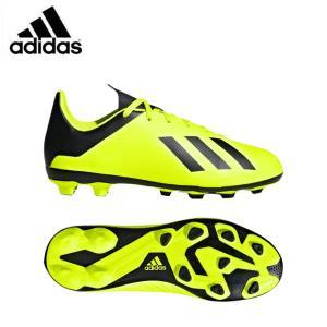 アディダス サッカースパイク ジュニア エックス 18.4 AI1 J DB2420 FBX72 adidas sc|himarayasc