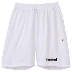 ヒュンメル(hummel)サッカー ハーフパンツ(ジュニア)JR ウーブンパンツ(HJP2057-10)2018SS  sc|himarayasc
